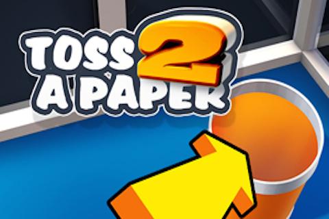 toss-a-paper